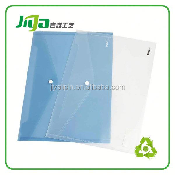 king jim file folder in maufacturer clear bag