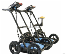 Radiodetection RD1100/RD1500 gpr ground penetrating radar for avoid damage the utilities