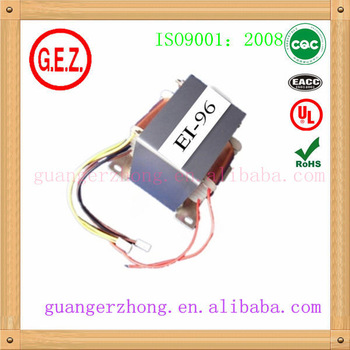 Best selling ferrite core transformers to specification