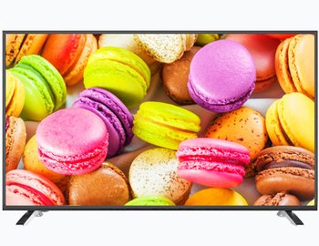 FHD Professional manufacture 55 inch 4K smart LED TV with Android wifi