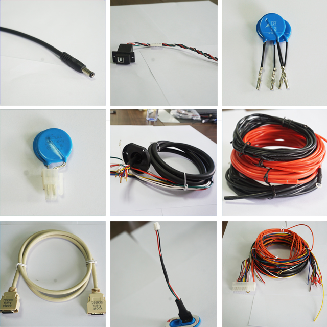 Electrical Cable with Red/Black color for solar panel system
