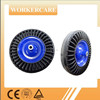Hot environments !16inch heavy duty high quality solid wheel