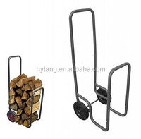 practical hand truck for your firewood