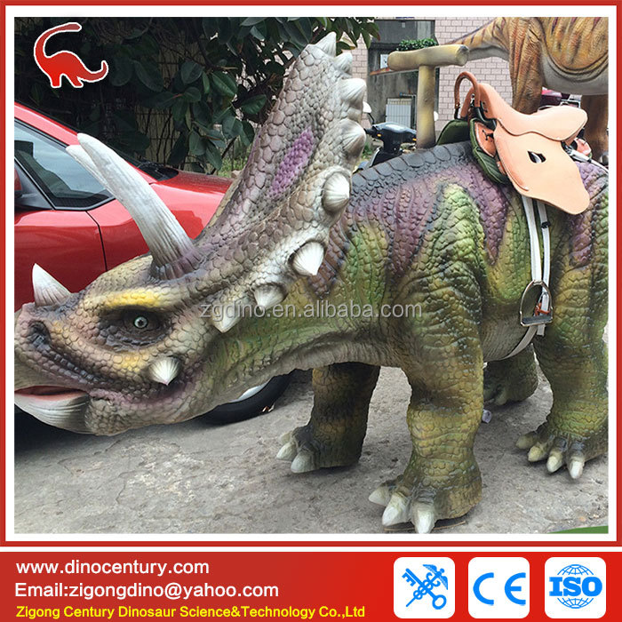 water park animatronic dinosaur rides amusement kiddie ride