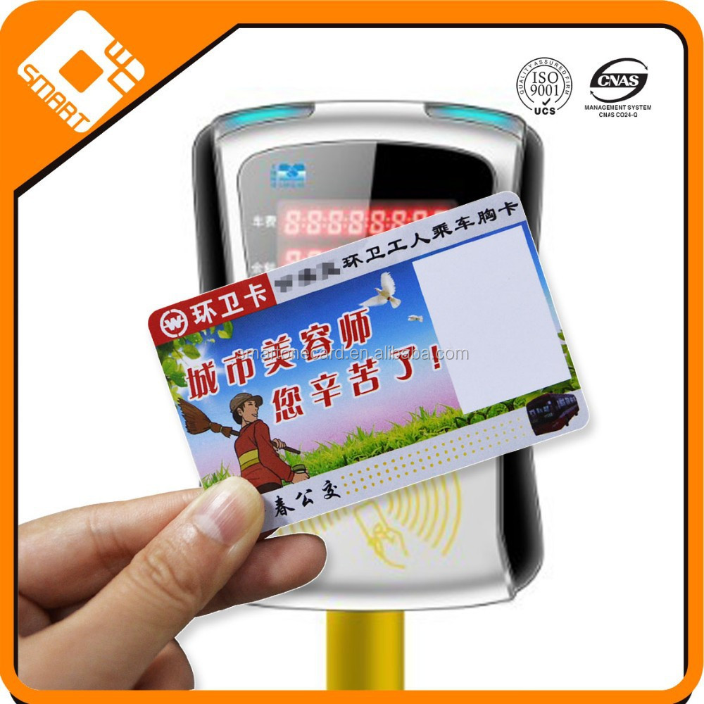 China Alibaba 125MHz t5557 photo id cards for Access systems