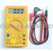 mini pocket 2017 latest model DT-838 digital multimeter