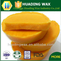 Factory directly supply best beeswax for leather