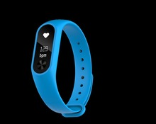 2017 New M2 Smart Bracelet Heart Rate Monitor LED Screen