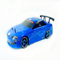 1/10th scale Electric powered rc on road drifting car