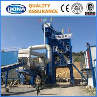 105tph asphalt batching plant parker with hot mix plant