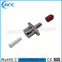 LC-DIN Fiber Optic Adapter for FTTH Network