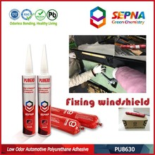 automotive/car/auto polyurethane/pu windscreen glass glue car repair kit