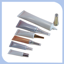 Cosmeitc needle nose packaging tubes with acrylic lids
