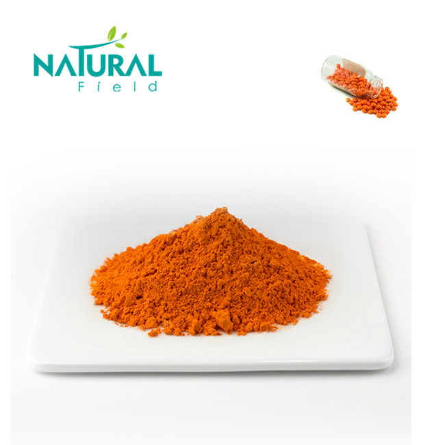 Supply Synthetic Lutein and Zeaxanthin of Marigold Extract by HPLC