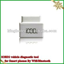 2013 latest version iOBD2 Car Code Reader ,Support Iphone /Ipod Smart Phones with WIFI and Bluetooth ,Car Doctor for Owner.