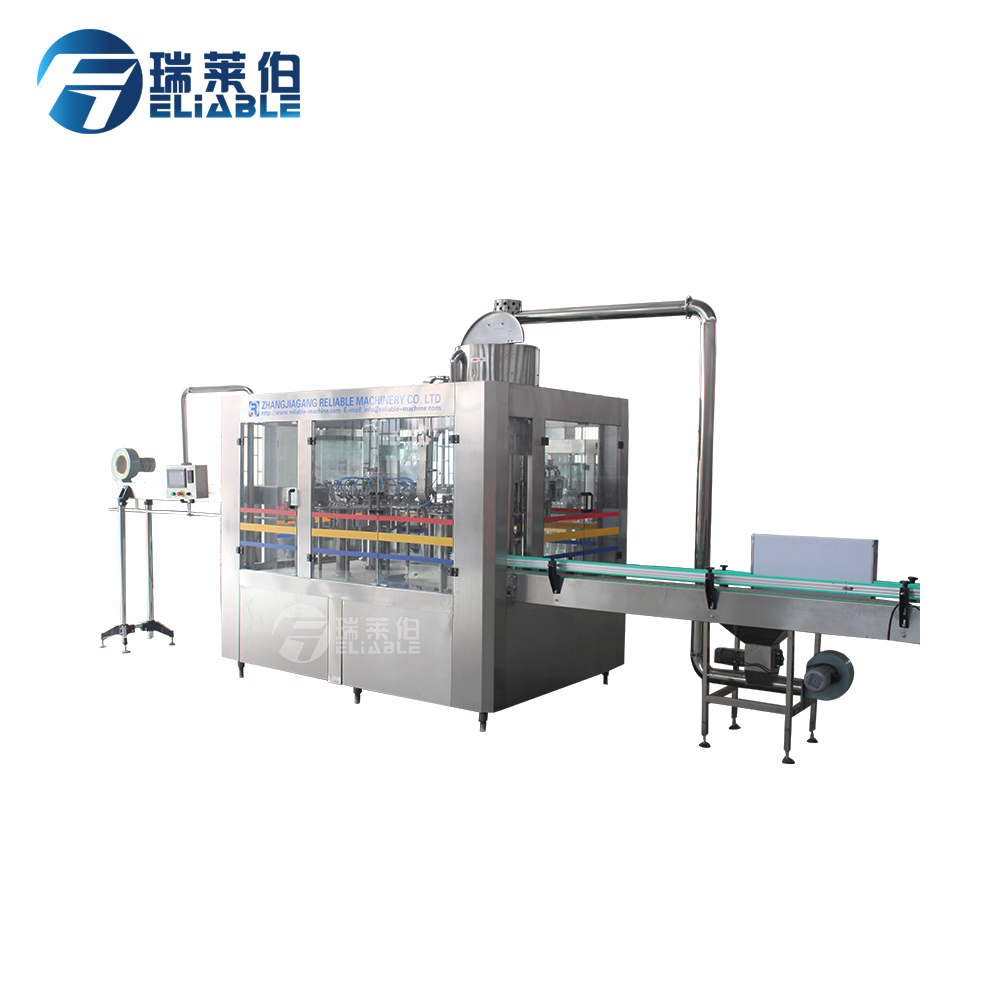2016 Cheap New Type Small Bottle Full Automatic Juice Filling Machine/Plant for Beverage Industry