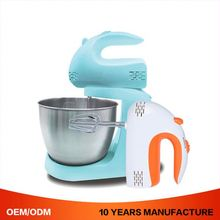 electric plastic bowl commercial table stand mixer