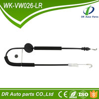DR01 Replacement Parts For Volkswagen Golf Mk 4 Door Lock Cable For Vw Bora