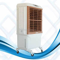 Portable Air Cooler With Three Sides