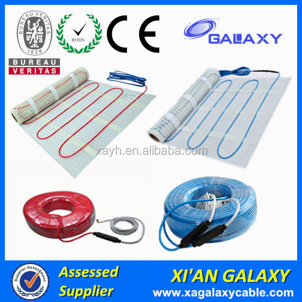 Heating Mat Easy Install And Heating Cable Best For Indoor Bathroom,Living Room