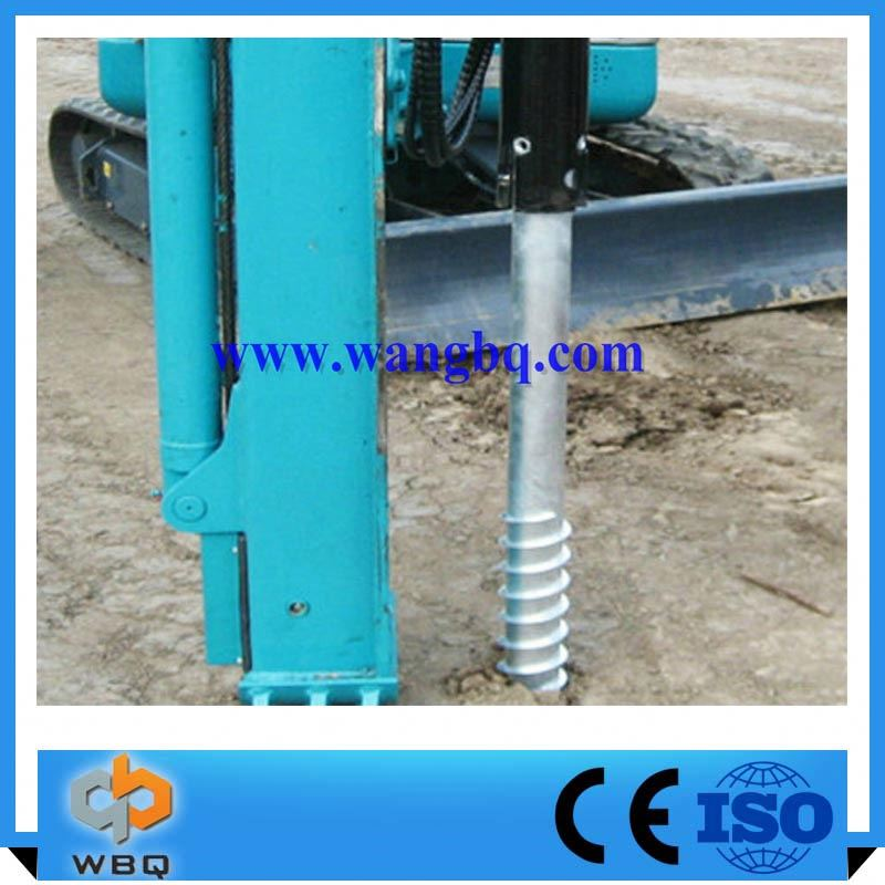 Factory Customize New Design Bore Pile Drilling Machine