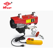 Mini Wire Rope Electric Winch Cable Pulling Machine
