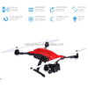 2016 Fashion GPS Rc Quadcopter Frame + Hd Camera Mobilephone Control Gimbal Support Gopro Cam Easy for Android Device Drone