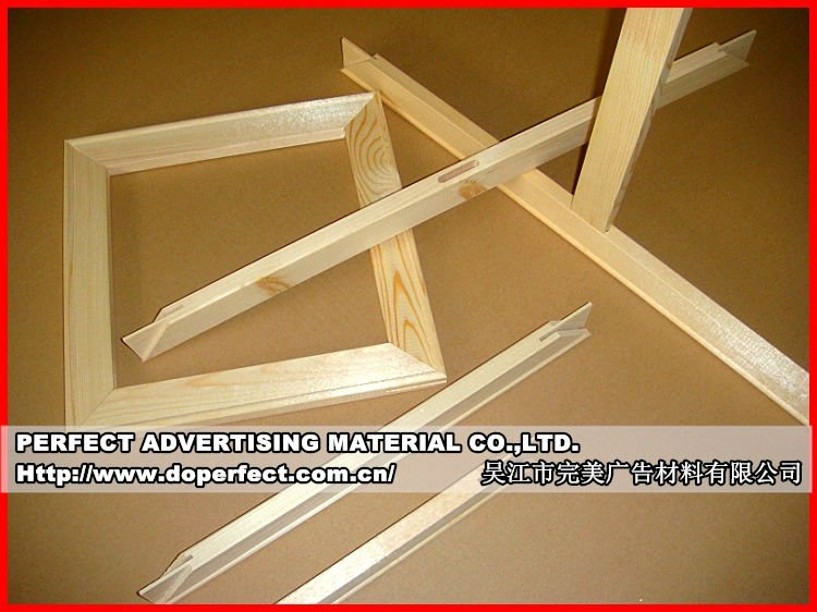 Pine Wood Stretcher Bars for canvas