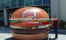 inflatable giant Inflatable Burger King Hamburger