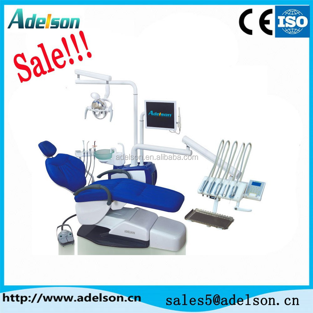 Famous brand lcd monitor system dental hygienist chair with manufacturer price