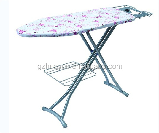 Professional folding ironing board/high quality folding ironing board