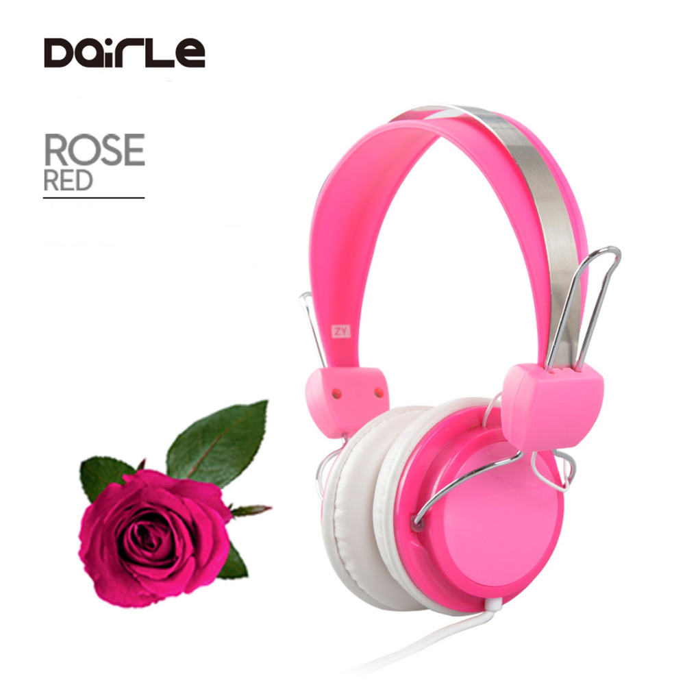Beautiful color factory free sample computer usb headset