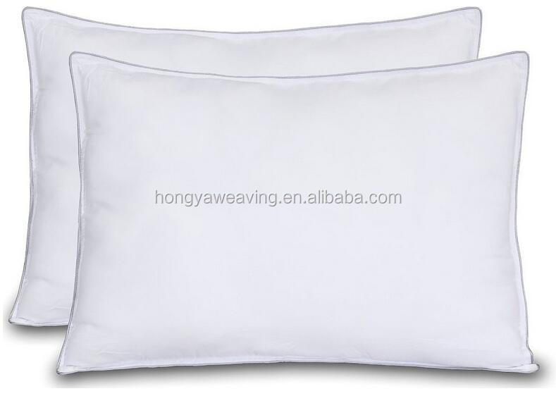 Cheap price polyester fiber filling pillow insert for hotel and home used