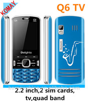 KOMAY Q9 Q7 Q6 Mobile phone with loud sound ,Mobile phone loud sound