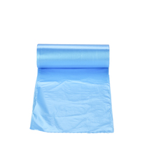 custom printed roll plastic trash bags