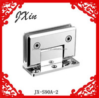 High quality heavy duty 90degree glass shower door hinges