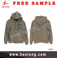 Made In China Long Sleeve Winter Men'S Fleece Hoody Wholesale Sweat Suits