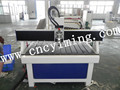 cnc carving machine with water cooling spindle