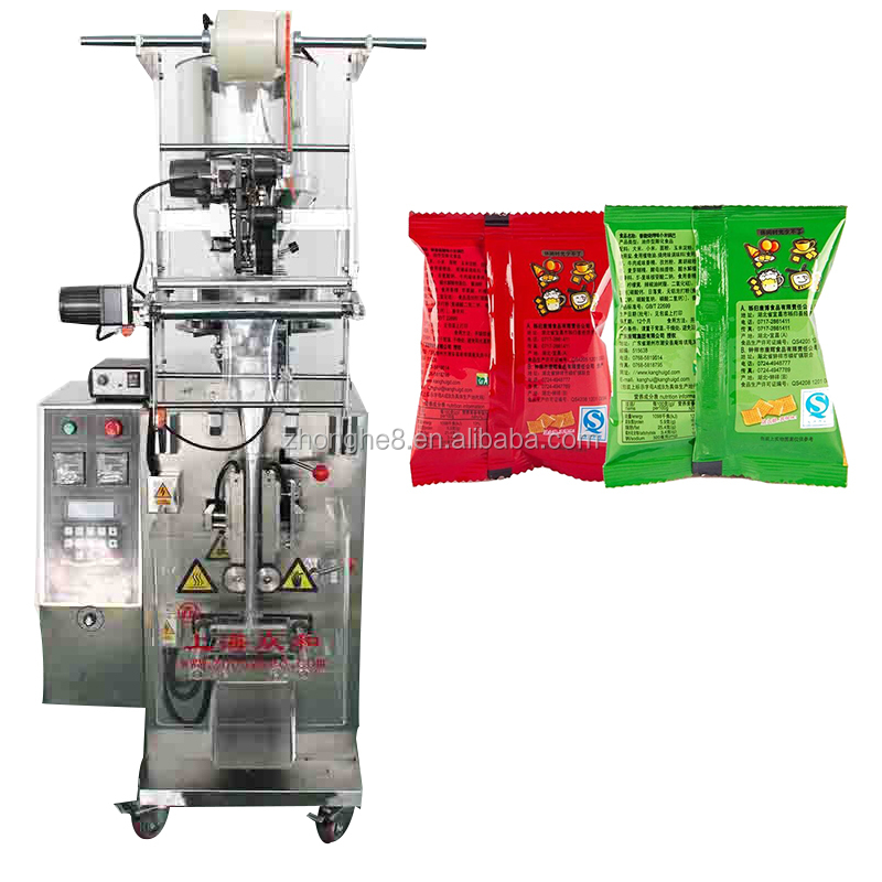 Automatic Dry Food Sugar Bag Packing Machinery