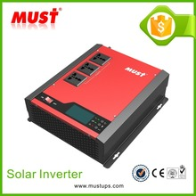 small solar pv controller inverter / Factory direct wholesale 1kw grid tie solar cell system