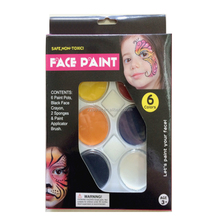 Neon Face&Body Paint Cream Fluorescent Super Bright Party Makeup