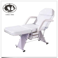 Wholesale batch manufacturing leisure style salon furniture adjustable headrest portable massage bed