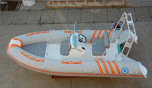 Rigid Inflatable boat /RIB430