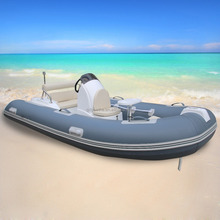 RIB390c Factory Direct Sale Brig Inflatable PVC Boat RIB with Up-down Table