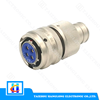 Aerospace Female Waterproof Electrical Straight Plug