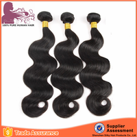 wholesale full cuticle 8 to 30 inch Body wave Brazilian virgin human hair extension