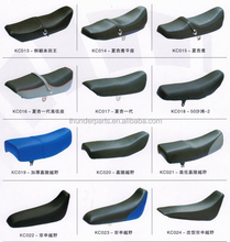 Motorcycel seat,Motorcycle seat cushion,parts for Force,Nouvo,BS125,ASIS50,90,CT50,RD125,SRZ125