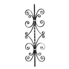 Wrought Iron Decorative Fence <strong>Parts</strong>