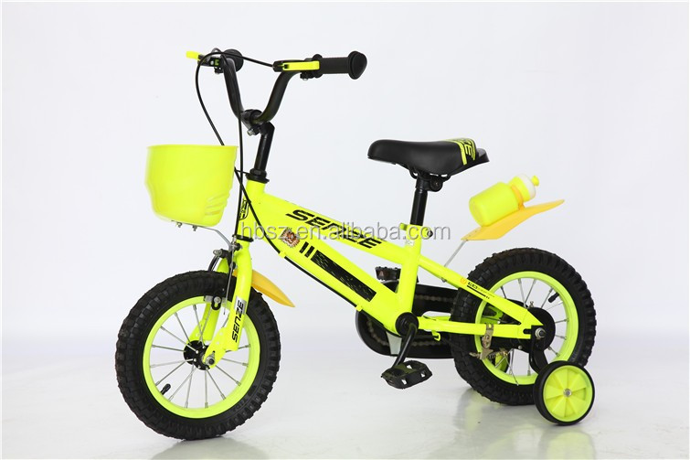 2016 Hot Sales children bike New BMX Style child bicycle Kids Running Bike for children