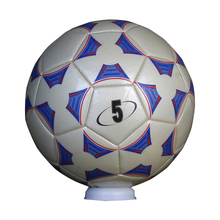 custom inflatable professional plastic training football match soccer ball